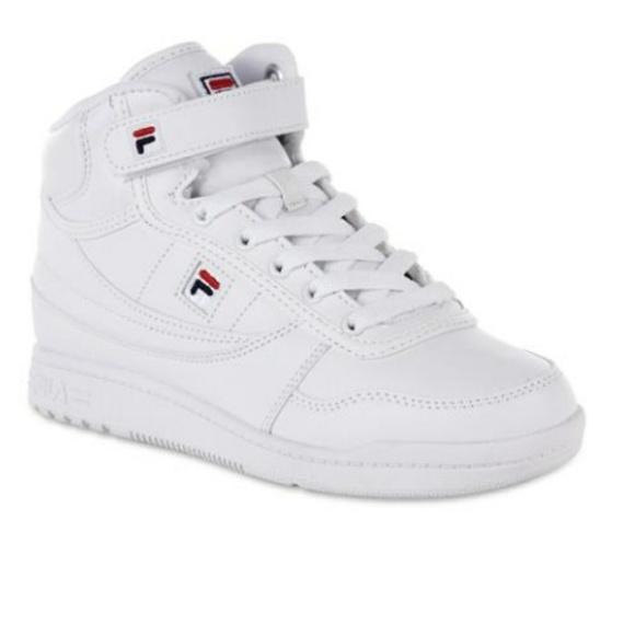 Fila Shoes - Fila Women s size 8 mid top sneakers 896b1b866